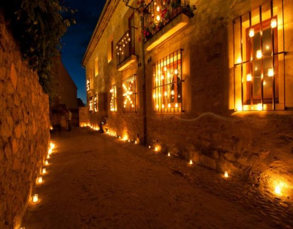 la noche de las velas