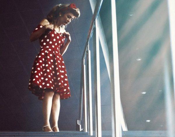 Cómo eran los vestidos de los años 60