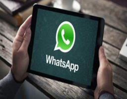 cómo instalar Whatsapp en tablet