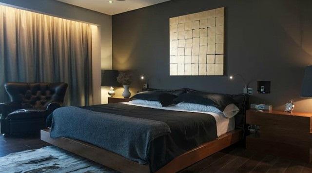 dormitorios para hombres
