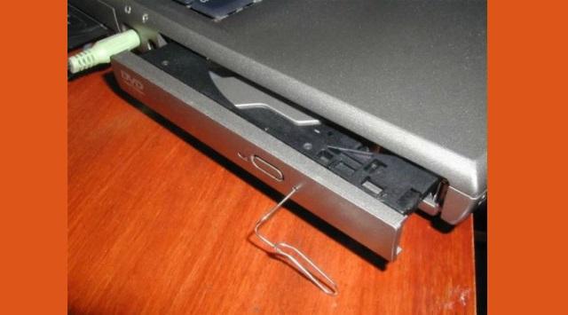 reparar el reproductor de DVD