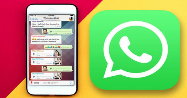 whatsapp en iphone