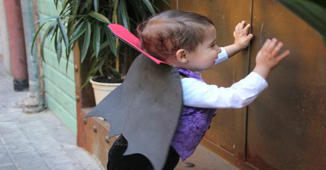 disfraz de drácula o vampiro