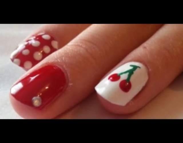 5 diseños de uñas cortas fáciles