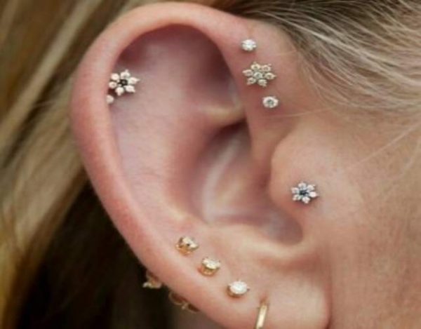 Cómo curar el piercing en la oreja