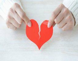 dejar de amar