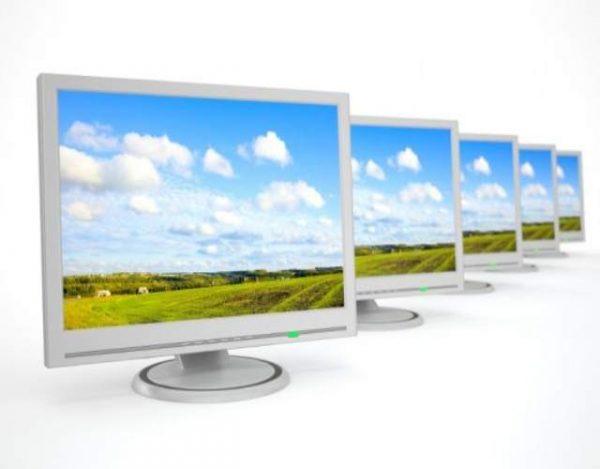 Cómo conectar una pantalla de ordenador externa