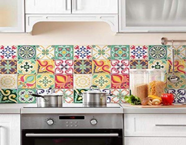 Ideas de azulejos para cocinas modernas