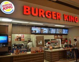 trabajo en Burger King