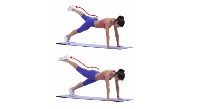 ejercicios para glúteos