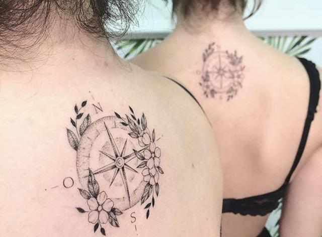 tatuajes de amistad
