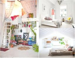 una habitación pequeña