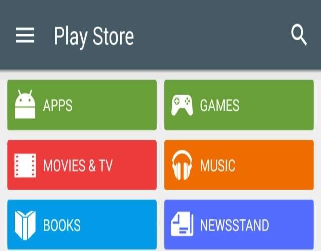 Cómo funciona Play Storev