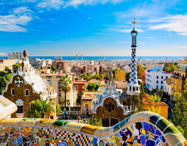 10 Lugares para visitar en Barcelona
