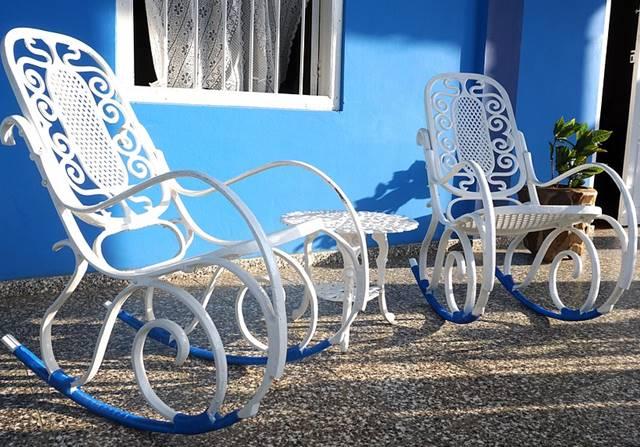 sillas mecedoras