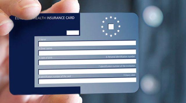 Cómo solicitar la tarjeta sanitaria europea