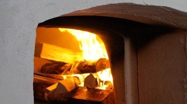 Cómo usar horno de leña