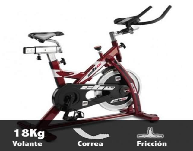 Cómo elegir una bicicleta de spinning