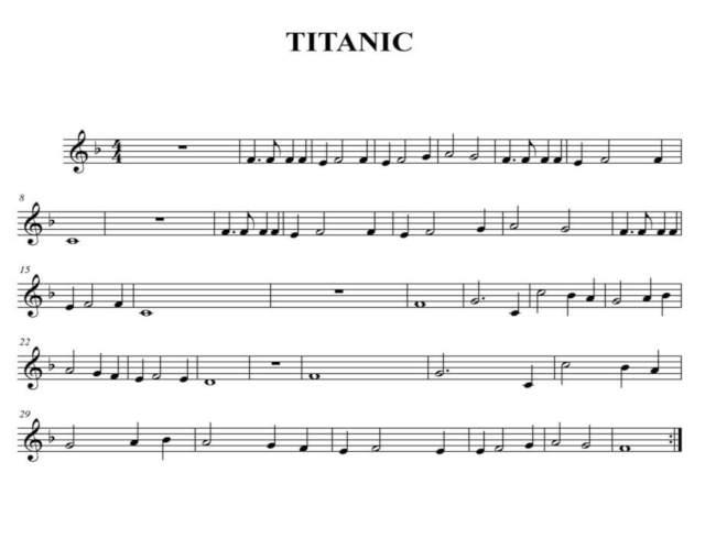 Cómo Tocar Titanic Con Flauta Dulce En Sencillos Pasos