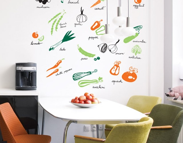 vinilos decorativos de pared