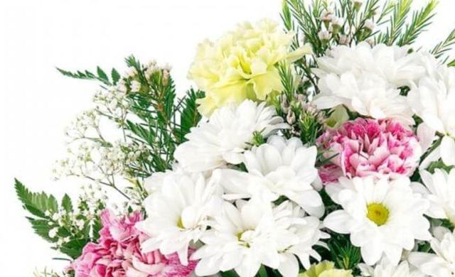 Cómo enviar flores a otra persona