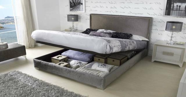 camas abatibles o canapé
