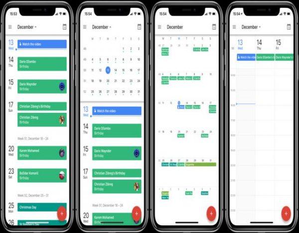 sincronizar el calendario google