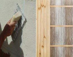 enfoscar una pared