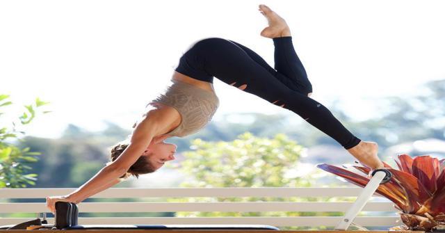 pilates para piernas