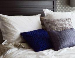 cambiar la almohada