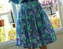 hacer una falda plisada