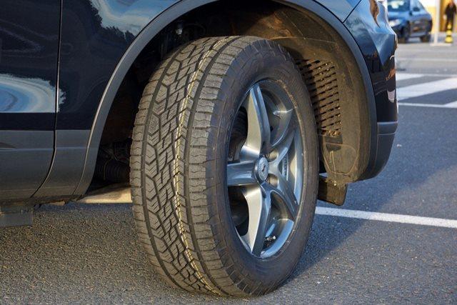 neumáticos para todoterrenos 4x4