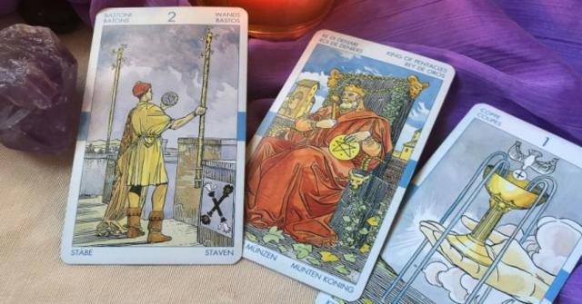 leer las cartas de tarot