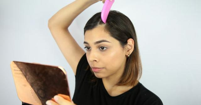 hacer una trenza lateral