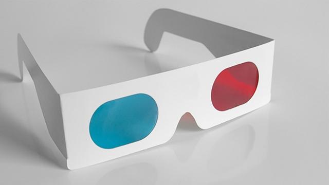 hacer unas gafas 3D