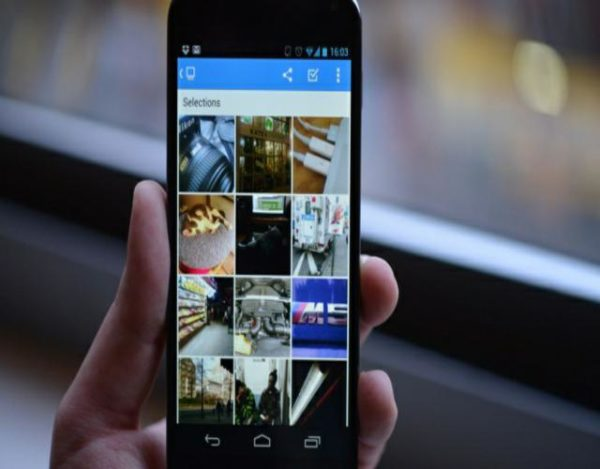 recuperar fotos eliminadas en Android