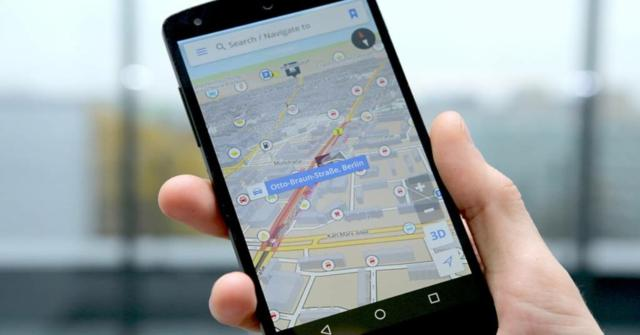 gps en android