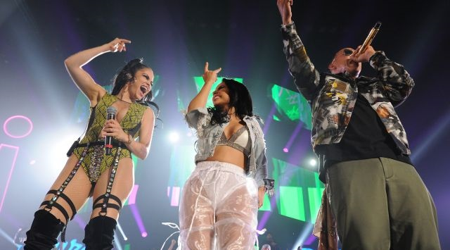 bailar reggaetón
