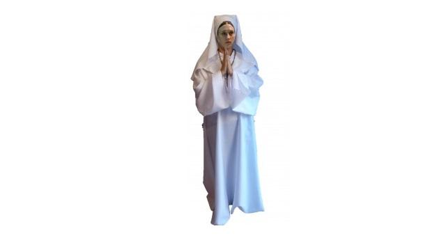 disfraz de monja