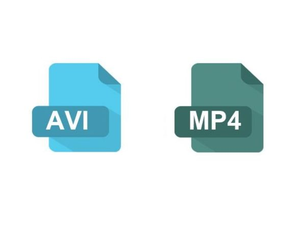 AVI a MP4