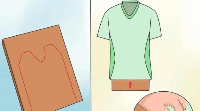 enmarcar una camiseta