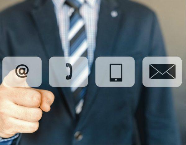 contactos a Gmail