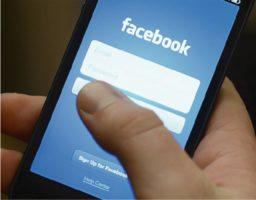 cuenta de Facebook desactivada