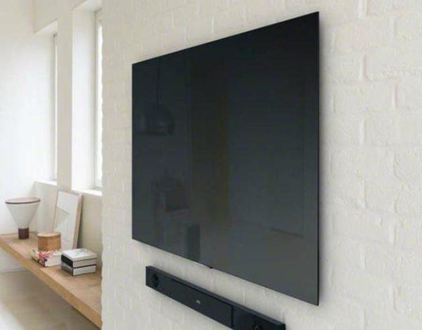 instalar una televisión