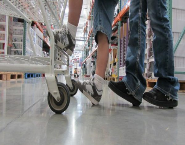 usar unas zapatillas con ruedas