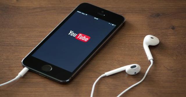 Youtube con la pantalla bloqueada