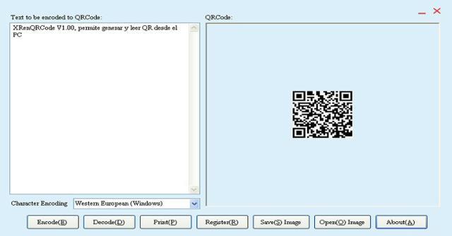 generar un código QR