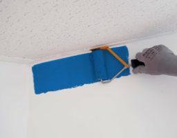 pintar el techo
