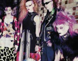 vestir estilo Punk