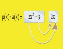 multiplicar polinómios